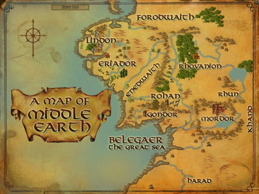 Visions of the Ring - Concepts Fansite for Lord of the Rings Online